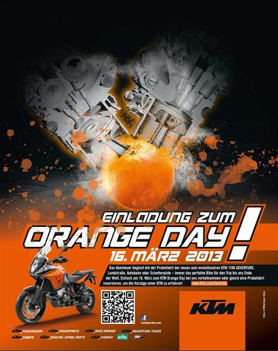 KTM Orange & Biker's Day 2013 m.a.s. Wilster