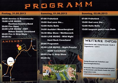 V2 Weserbergland Meeting
