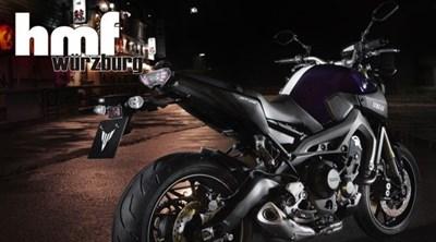 Verkaufsoffener Sonntag + Yamaha MT-09 Präsentation