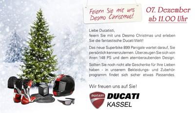 Desmo Christmas