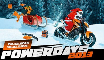 KTM Nikolaustag 2013