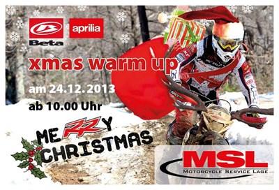 X-Mas Warm Up bei MSL