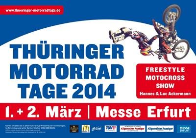 Thüringer Motorradtage 2014
