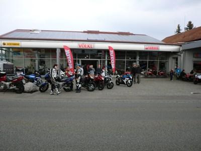 Yamaha Live + Suzuki Bikersday
