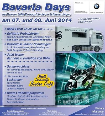 Bavaria Days