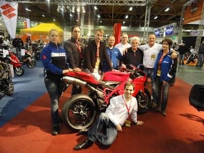 Motorradmesse 2012