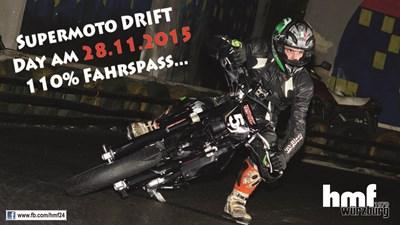 Supermoto Drift Training inkl. Leihmotorrad