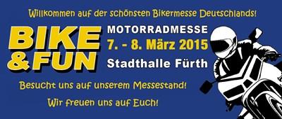 Bike & Fun Fürth Motorradmesse