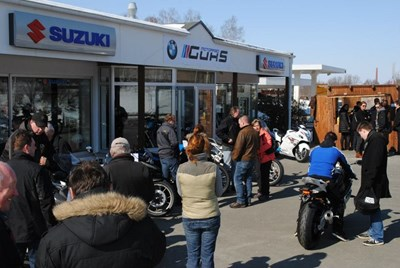 Suzuki Bikers Day 2015