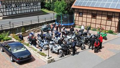 Weserberglandtour 2015