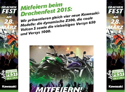 Drachenfest & Yamaha Live 2015!