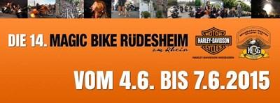 Magic Bike Rüdesheim