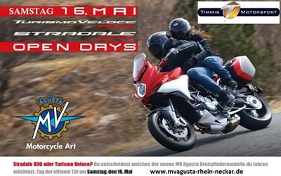 MV Agusta Touring Day