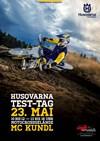 HUSQVARNA - MX Testtag!!!