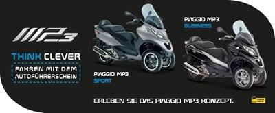 PIAGGIO MP3 TESTTAG!