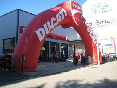 Oktoberfest bei Ducati Kassel 2015