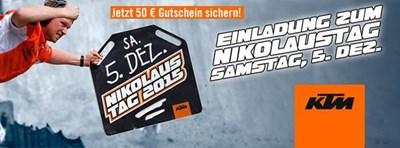 KTM Nikolaustag 2015