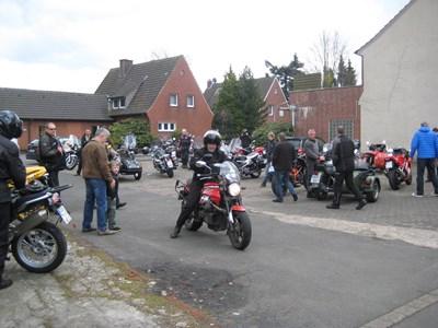 Frühjahrsfest April 2013