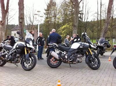 Test and Ride – Landhaus Vicht
