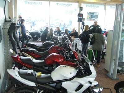 Start to Ride Day & Suzuki Bikers Day