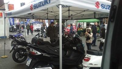 Weiterstädter Automobilausstellung