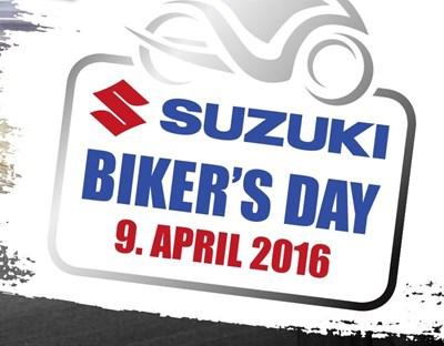 Suzuki Biker`s Day