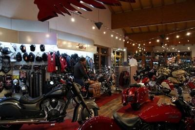 Neueröffnung – 20. Februar 2016 – Indian-Motorcycle