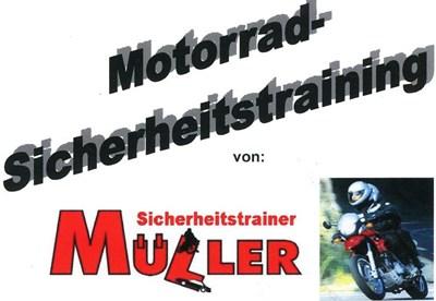 Motorrad Sicherheitstraining mit Waldemar Müller