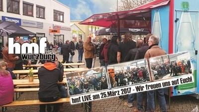 hmf LIVE Frühlingsfest