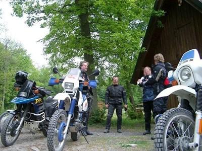 Franken NaTour (Steigerwald) - Viel Schotter für wenig Kies
