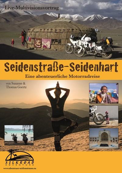 Seidenstrasse -Seidenhart