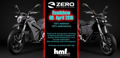 ZERO Roadshow bei hmf in Würzburg