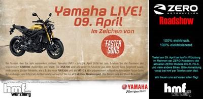 YAMAHA Live mit vielen Neuheiten