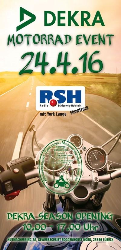 DEKRA Motorrad-Event 2016
