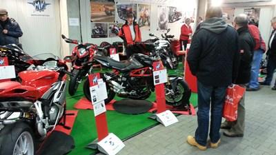 Motorradmesse Giessen