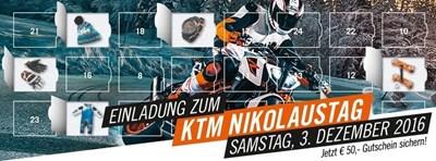 KTM Nikolaus Tag