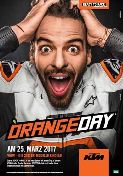 KTM Orange Day 25./26. März