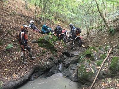 PePa-Bikes Endurotour Kroatien