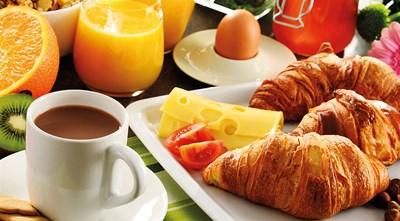 Honda-Frühstück