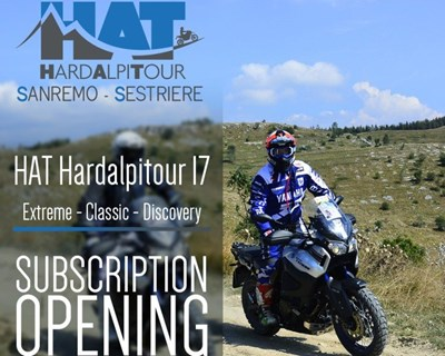 Hard Alpi Tour 2017