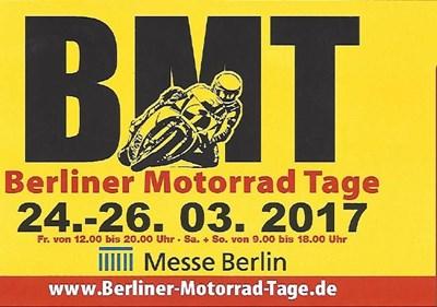 Das A.T.T.-Team ist mit den schicken Mash & Fantic Bikes auf der BMT
