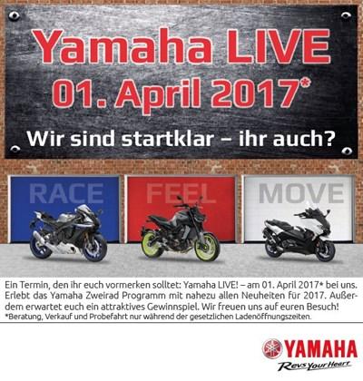 Yamaha Live 2017