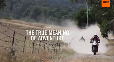 KTM Adventure Rally 2017 Italy