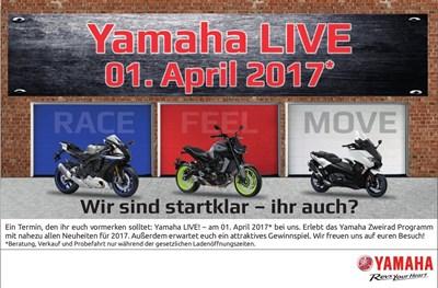 Yamaha Live