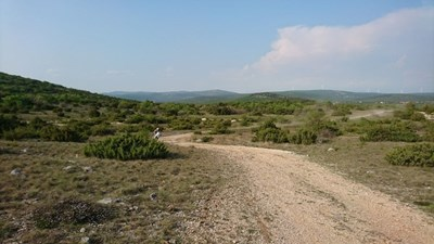 Roadbook-Training Kroatien