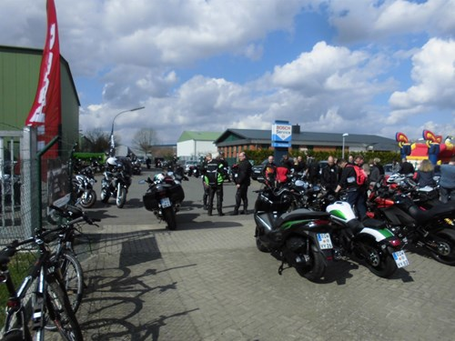 Scheeßeler Motorradtage am 01. & 02. APRIL 2017