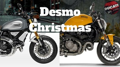 DESMO CHRISTMAS by DUCATI KASSEL