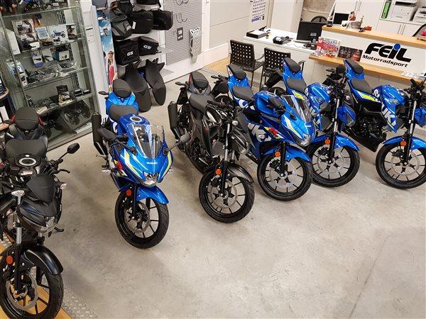 Suzuki Saisonstart