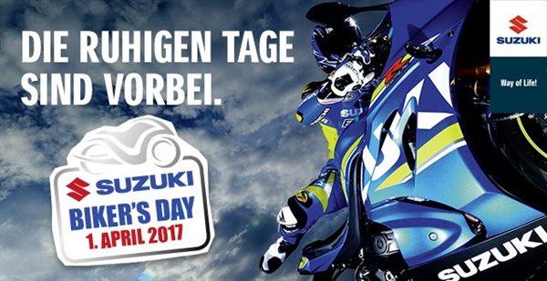 Suzuki Biker´s Day