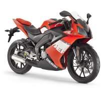 мотоциклы, moto, GPR 50, motorcycle, Derbi, motorbike, GPR 50 2011, мото, Road.